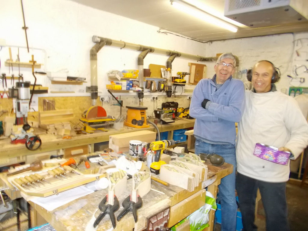 Dorchester Men's Shed